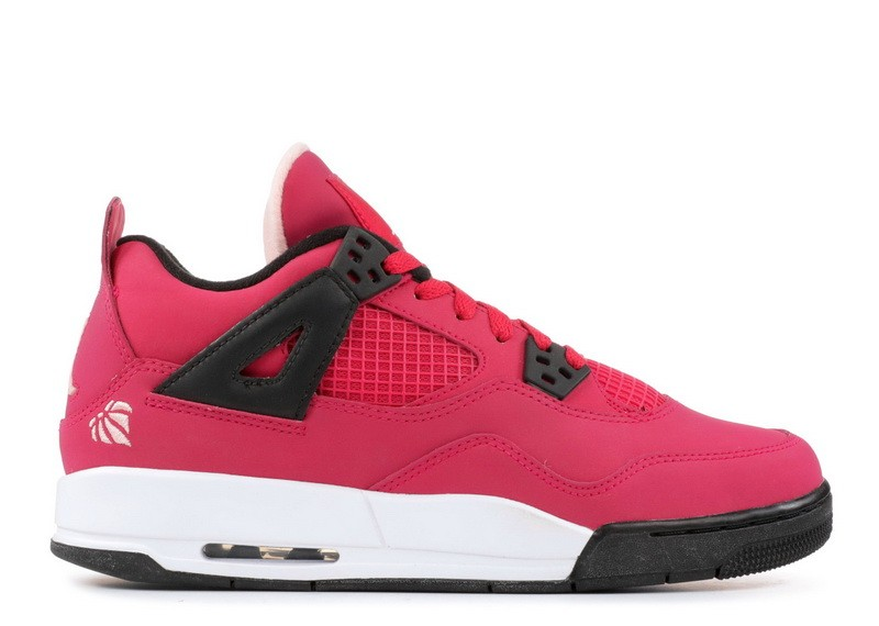 Miseria Peligro entregar  Air Jordan 4 Retro Voltage Cherry GS 487724 601