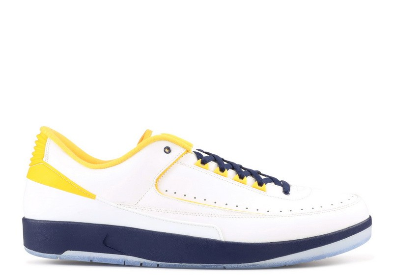AIR JORDAN 2 LOW CAL 832819626330VW