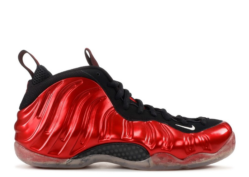 Air Foamposite One Metallic Red 314996 610A