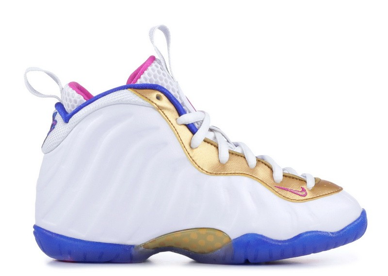 Air Foamposite One Peanut Butter Jelly 723946 103 For Sale
