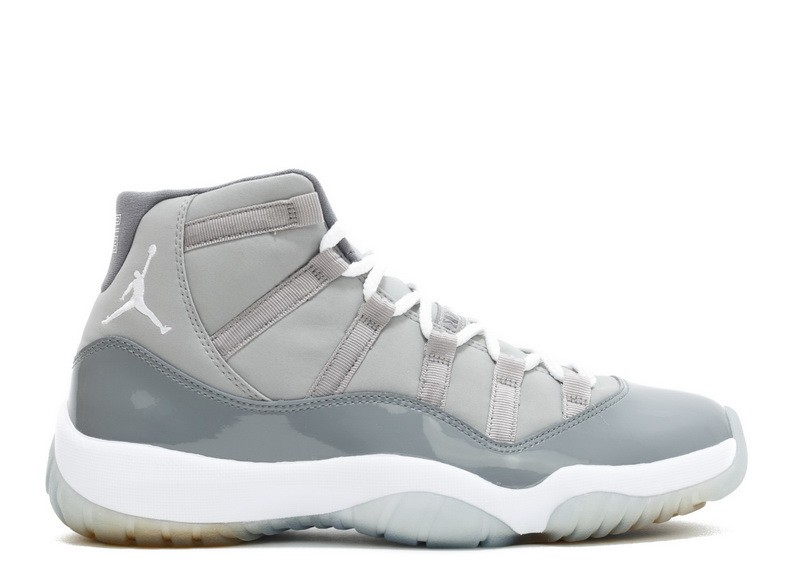 Air Jordan 11 Retro Cool Grey 2010 378037 001