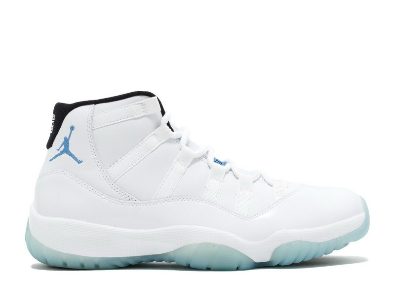 Jordan 11 Legend Blue