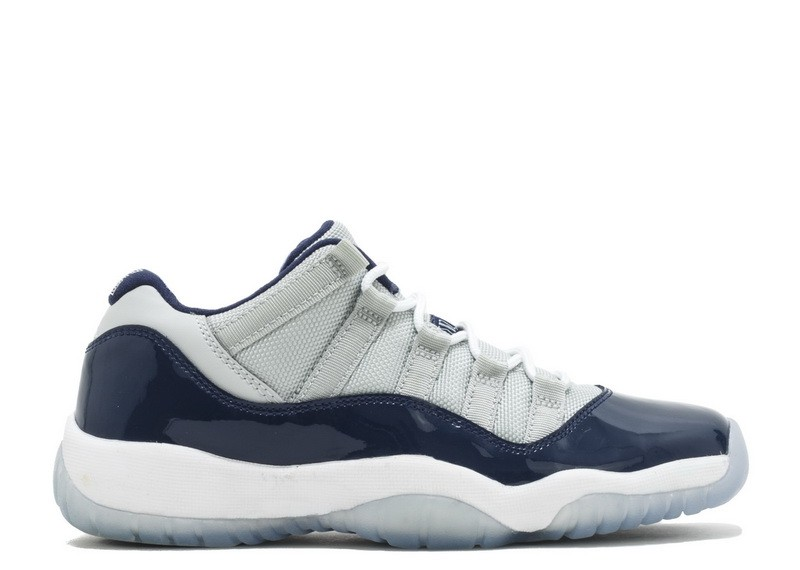 Air Jordan 11 Retro Low Georgetown BG Women's 528896 007