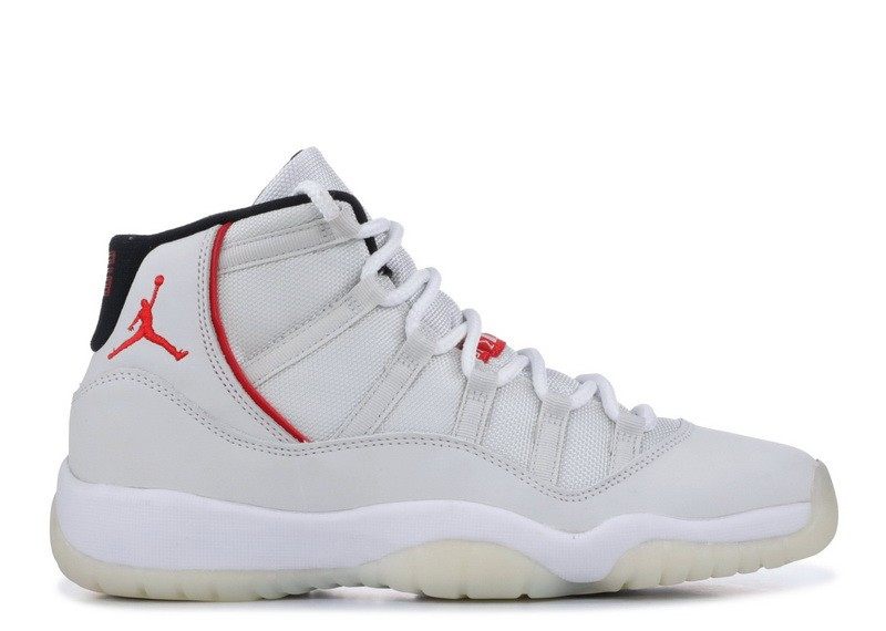 Air Jordan 11 Retro Platinum Tint GS 378038 016