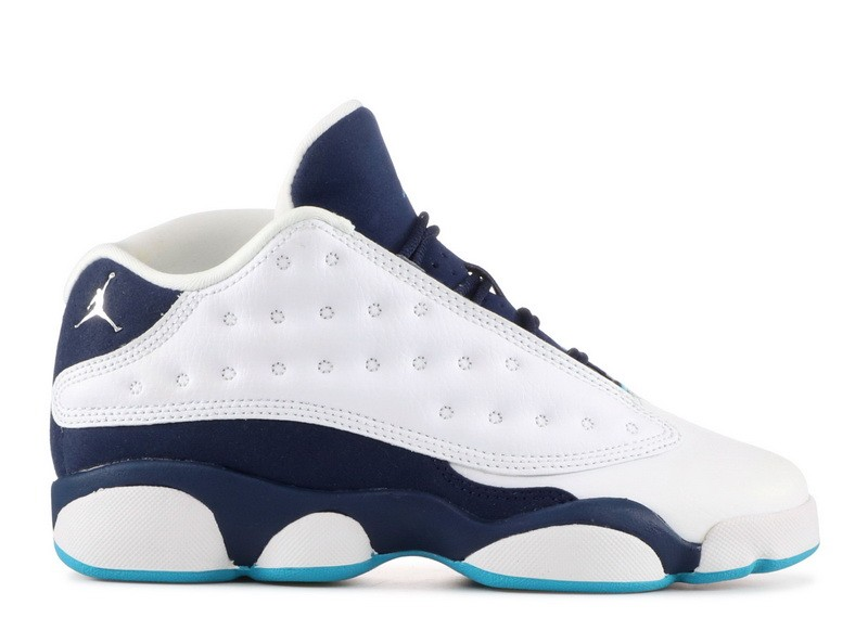 Air Jordan 13 Retro Low Hornets BG Womens 310811 107