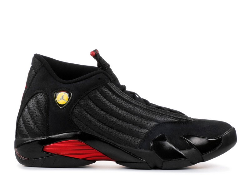 Air Jordan 14 Retro Last Shot 2018 Release 487471 003