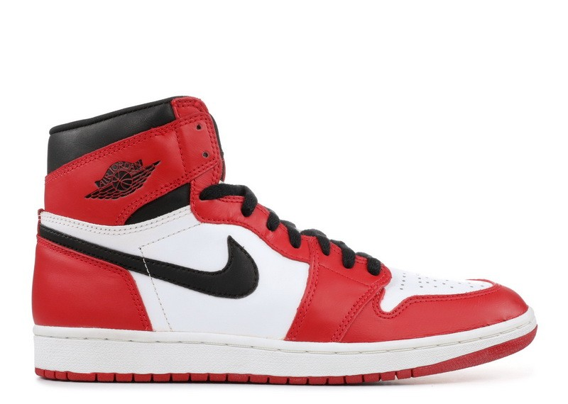 Air Jordan 1 High Chicago 1994 Mens 130207 101