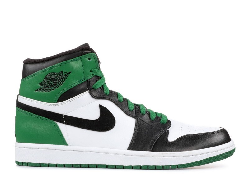 Air Jordan 1 High Retro Boston Celtics Dmp 332550 101
