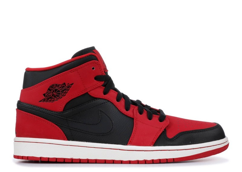 Air Jordan 1 Mid Bred 554724 005