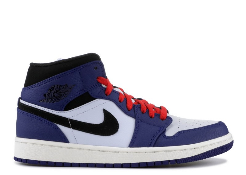Air Jordan 1 Mid SE Deep Royal Blue 852542 400