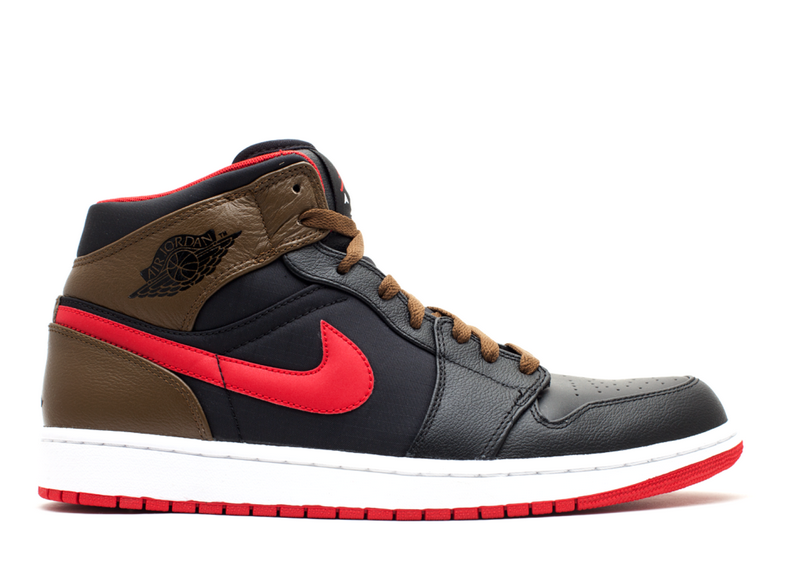 Air Jordan 1 Phat Light Olive 364770 040 Cheap Online