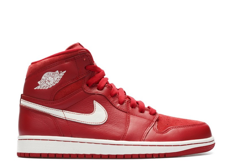 Air Jordan 1 Retro Euro Gym Red Men's 555088 601