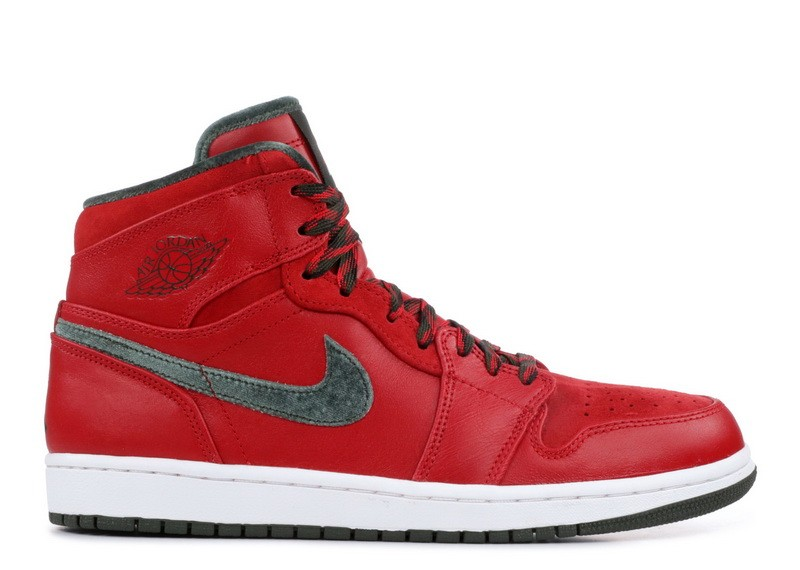 Air Jordan 1 Retro Hi Premier Varsity Red 2013 Release 332134 631