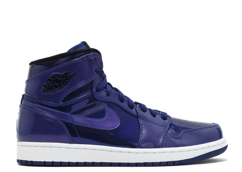 Air Jordan 1 Retro High Deep Royal 332550 420