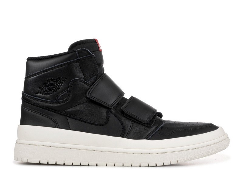 Air Jordan 1 Retro High Double Strap Black AQ7924 001