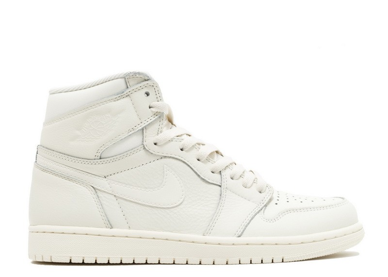 Air Jordan 1 Retro High OG Sail 555088 114