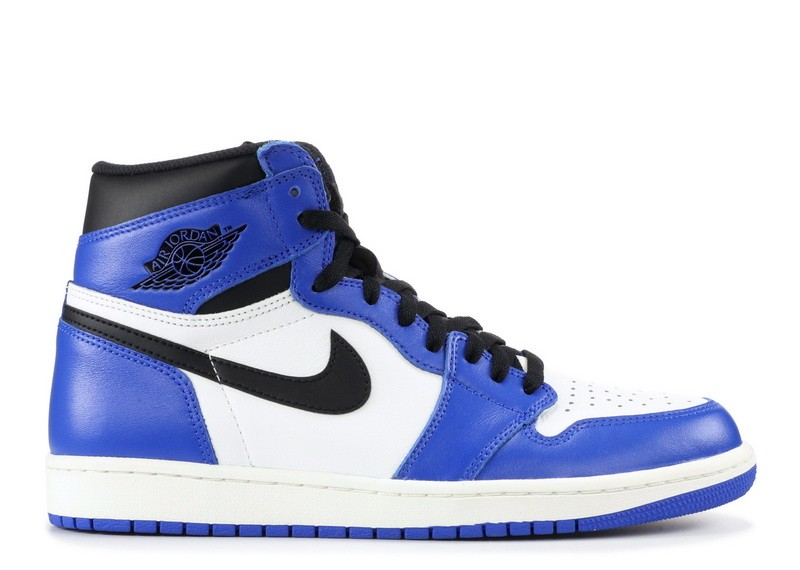 Air Jordan 1 Retro High Og Game Royal 555088 403