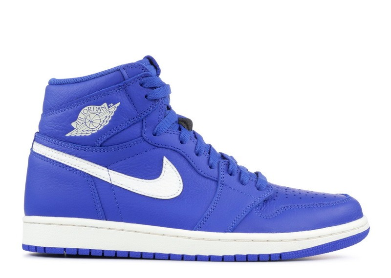 Online Cheap Air Jordan 1 Retro High Og Hyper Royal 555088 401