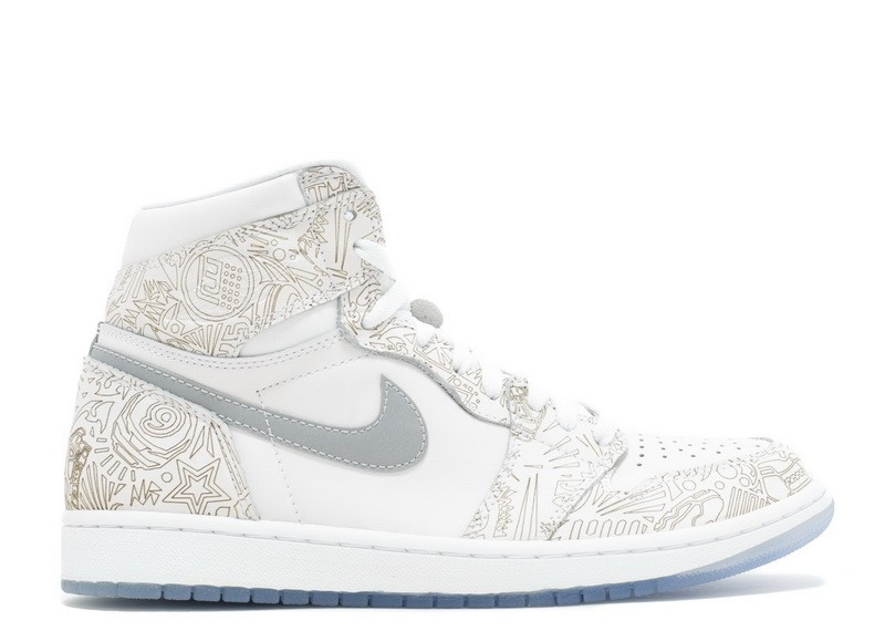 Air Jordan 1 Retro High OG Laser Men's 705289 100