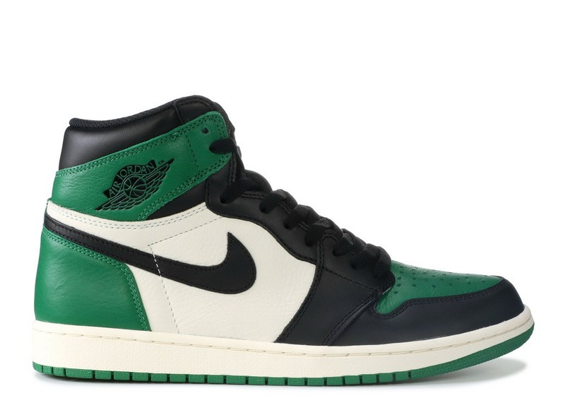 Air Jordan 1 Retro High OG Pine Green 555088 302
