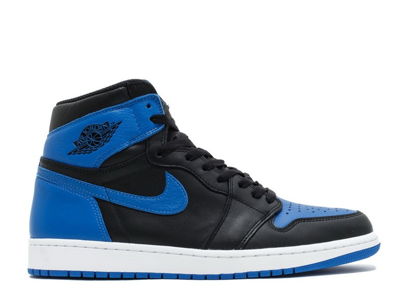 Air Jordan 1 Retro High Og Royal 2017 Release 555088 007