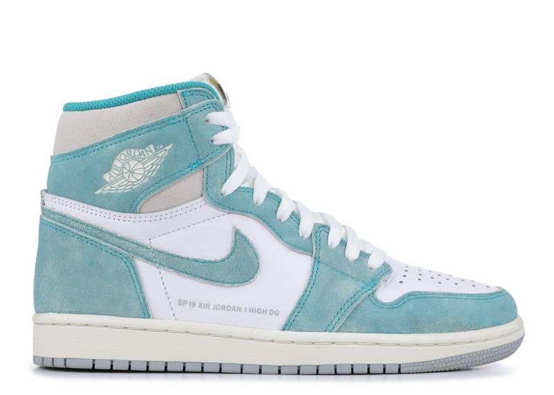 Air Jordan 1 Retro High Og Turbo Green 555088 311