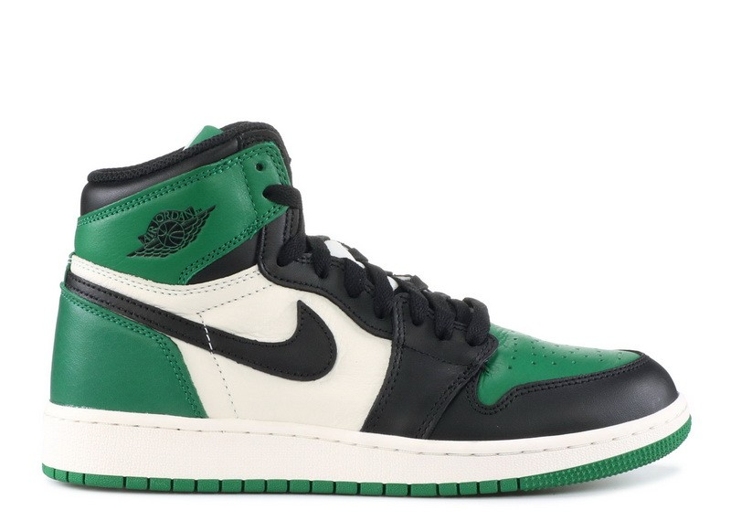 Air Jordan 1 Retro High Og gs Pine Green 575441 302