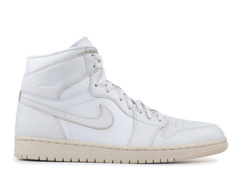 Air Jordan 1 Retro High Prem Pure Platinum Desert Sand AA3993 030 Sale Online