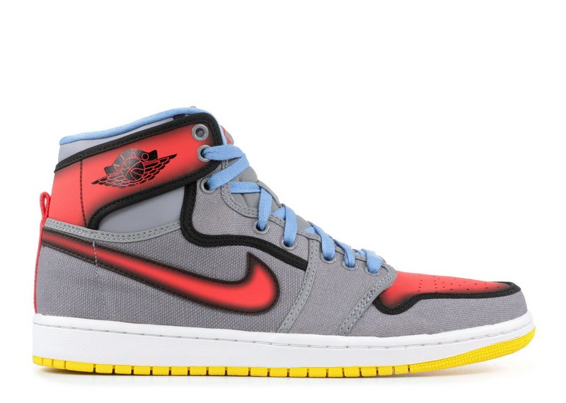 Air Jordan 1 Retro High Rttg Barcelona 539541 035