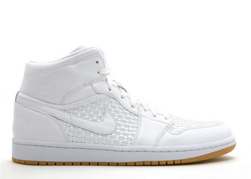 Air Jordan 1 Retro Premier Woven 353899 101 Sale Online