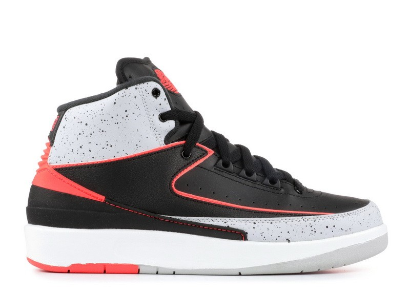 Air Jordan 2 Retro Infrared 23 Womens 395718 023