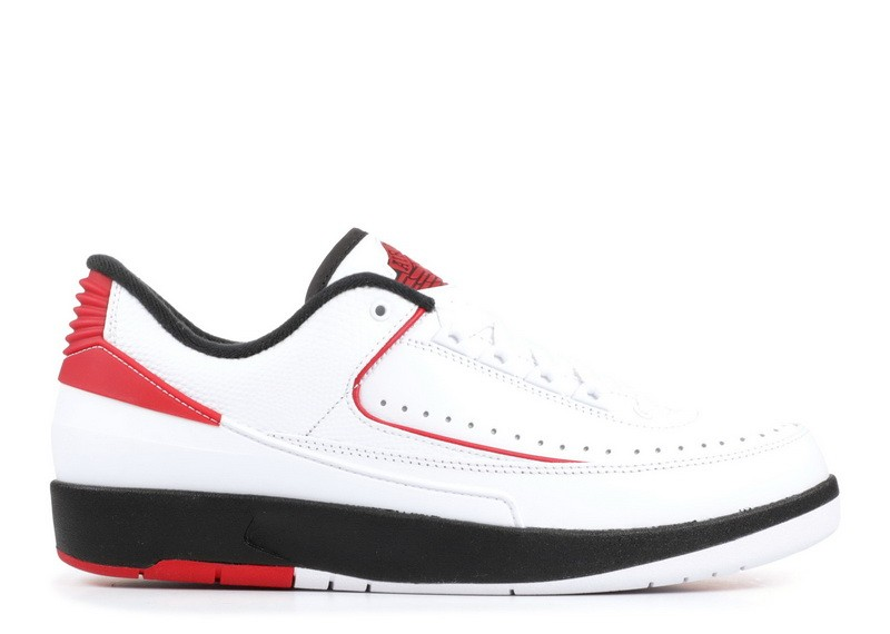Air Jordan 2 Retro Low Chicago 2016 Release 832819 101