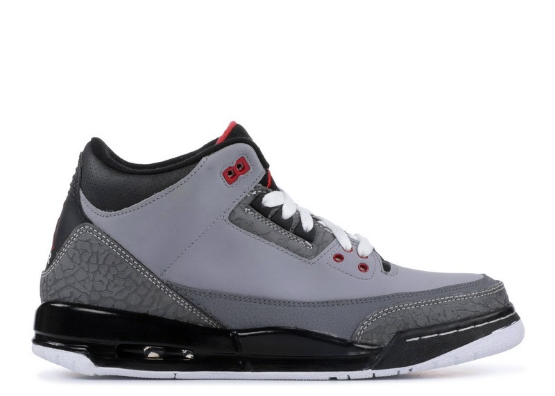 Air Jordan 3 Retro Stealth GS Womens 398614 003