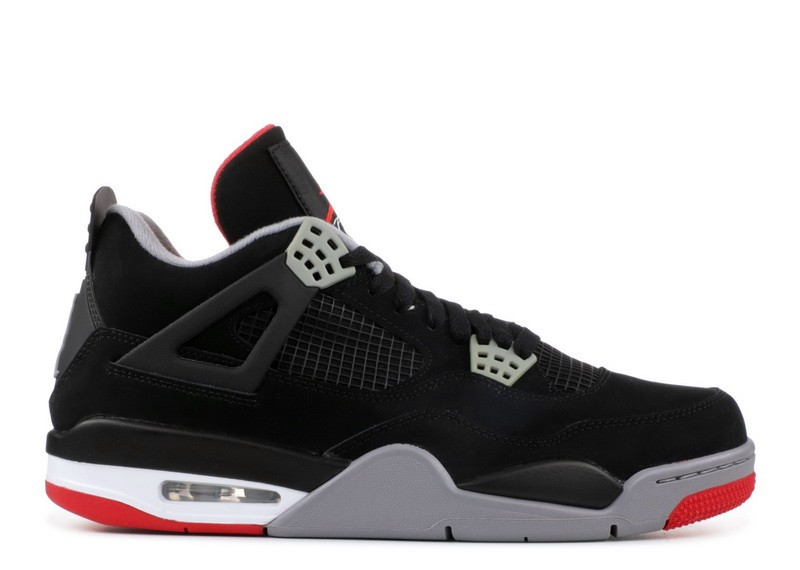 Air Jordan 4 Retro Bred 2012 Release 308497 089