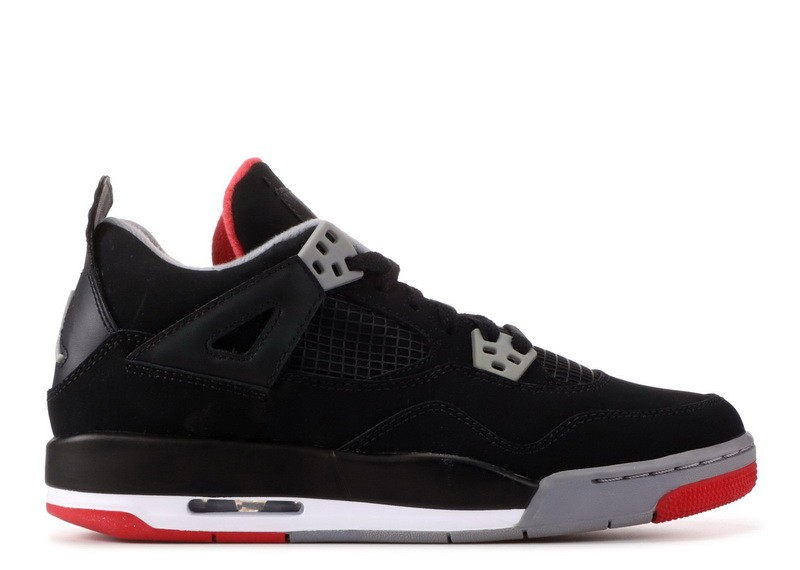 Air Jordan 4 Retro Black Cement 2012 GS 408452 089