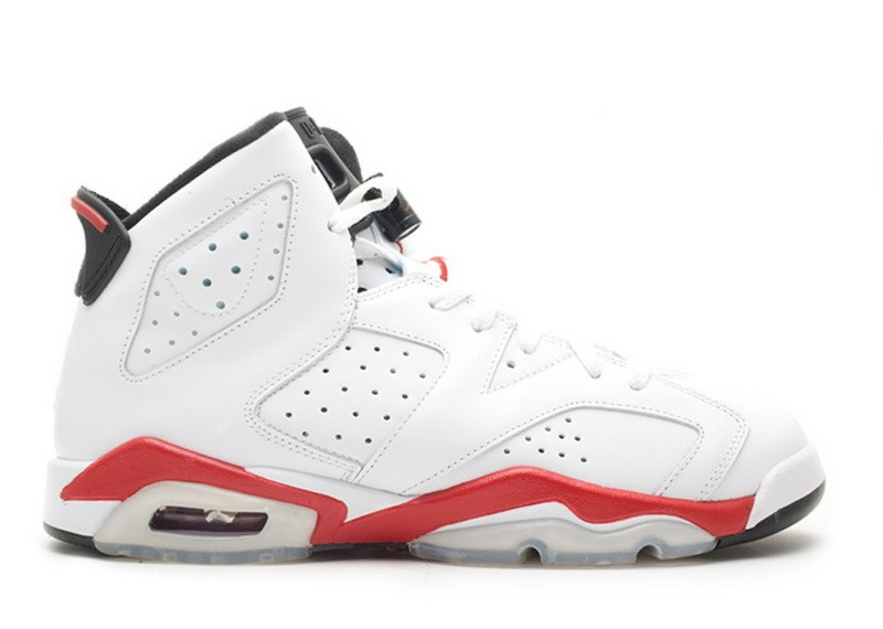 Air Jordan 6 Retro Bulls GS Womens 384665 102