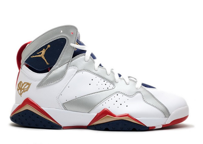 Air Jordan 7 Retro For The Love Of The Game 304775 103