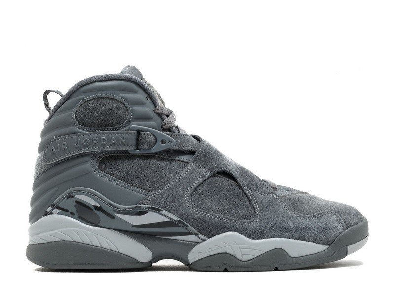 Air Jordan 8 Retro Cool Grey 305381 014