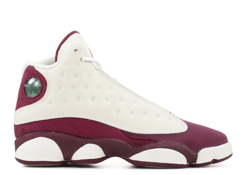 Air Jordan Retro 13 Bordeaux GG 439358 112