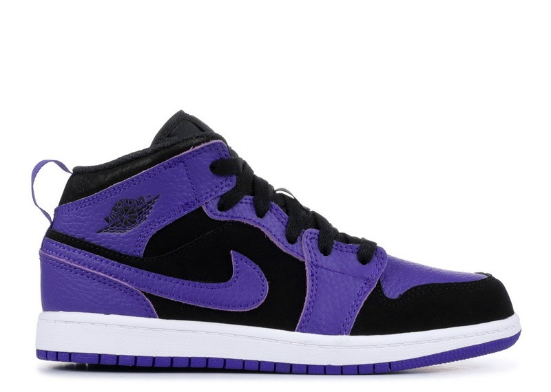 Air Jordan 1 Mid Dark Concord PS 640734 051