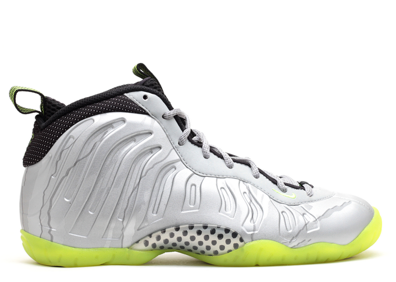 Little Posite Silver Camo GS 644791 001