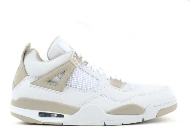 Air Jordan 4 Retro Sand Womens 313559 142