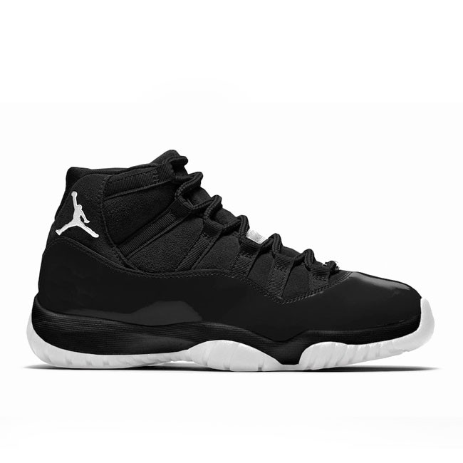 Air Jordan 11 SE Black/White 2020 Women's CZ3621-001 Hot Sale