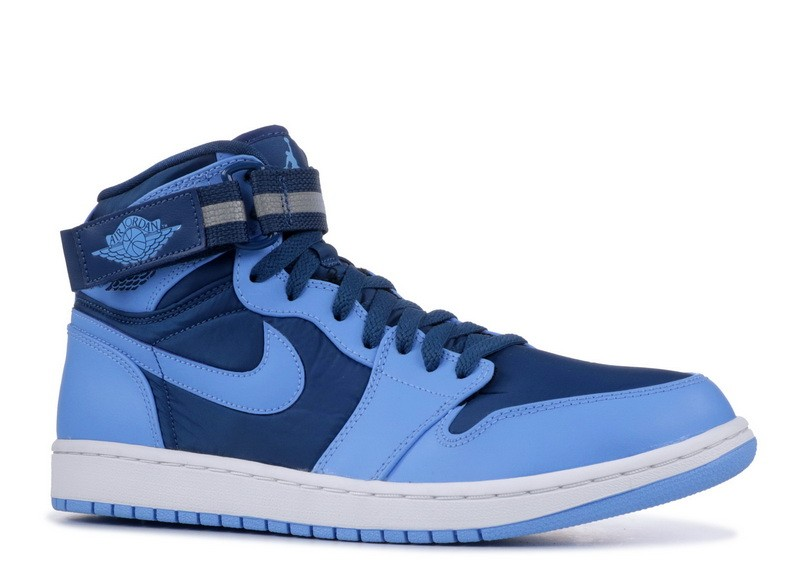 Air Jordan 1 High Strap French Blue 342132 407