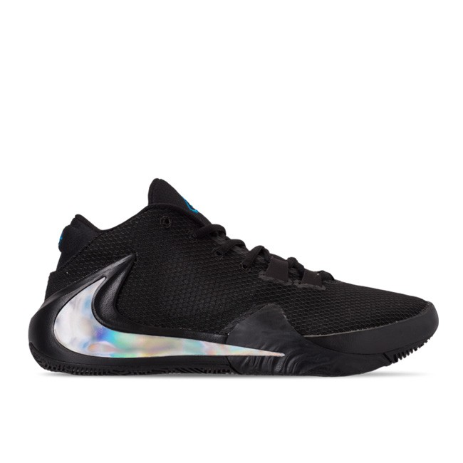 Black Iridescent Zoom Freak 1 BQ5422-004