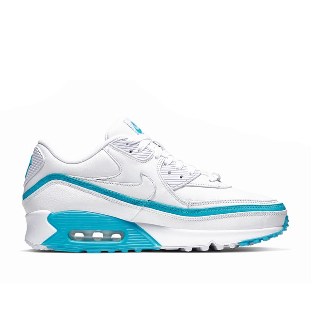 Air Max 90 Undefeated x White Blue Fury