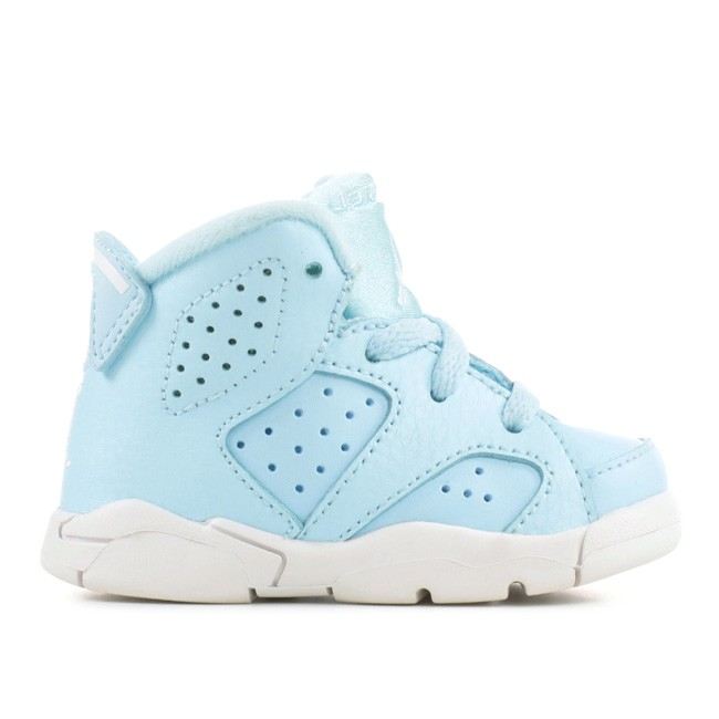 Jordan 6 Retro Still Blue White GT 645127 407