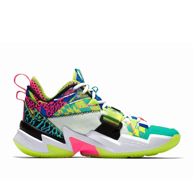 Jordan Why Not Zer0.3 LA Born CD3003-102
