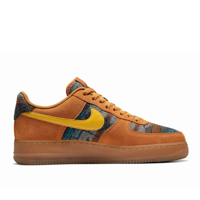 N7 Air Force 1 Gold Suede CQ7308-700