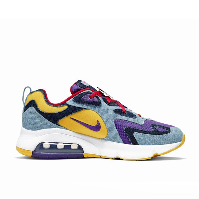 Voltage Purple Air Max 200 CK5668-600